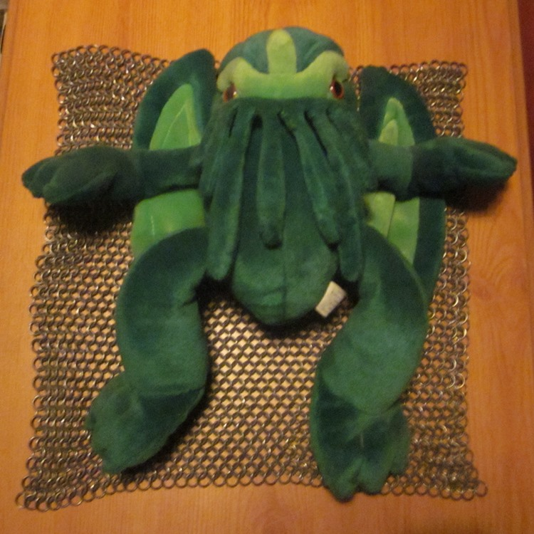 Cthulhu and mail